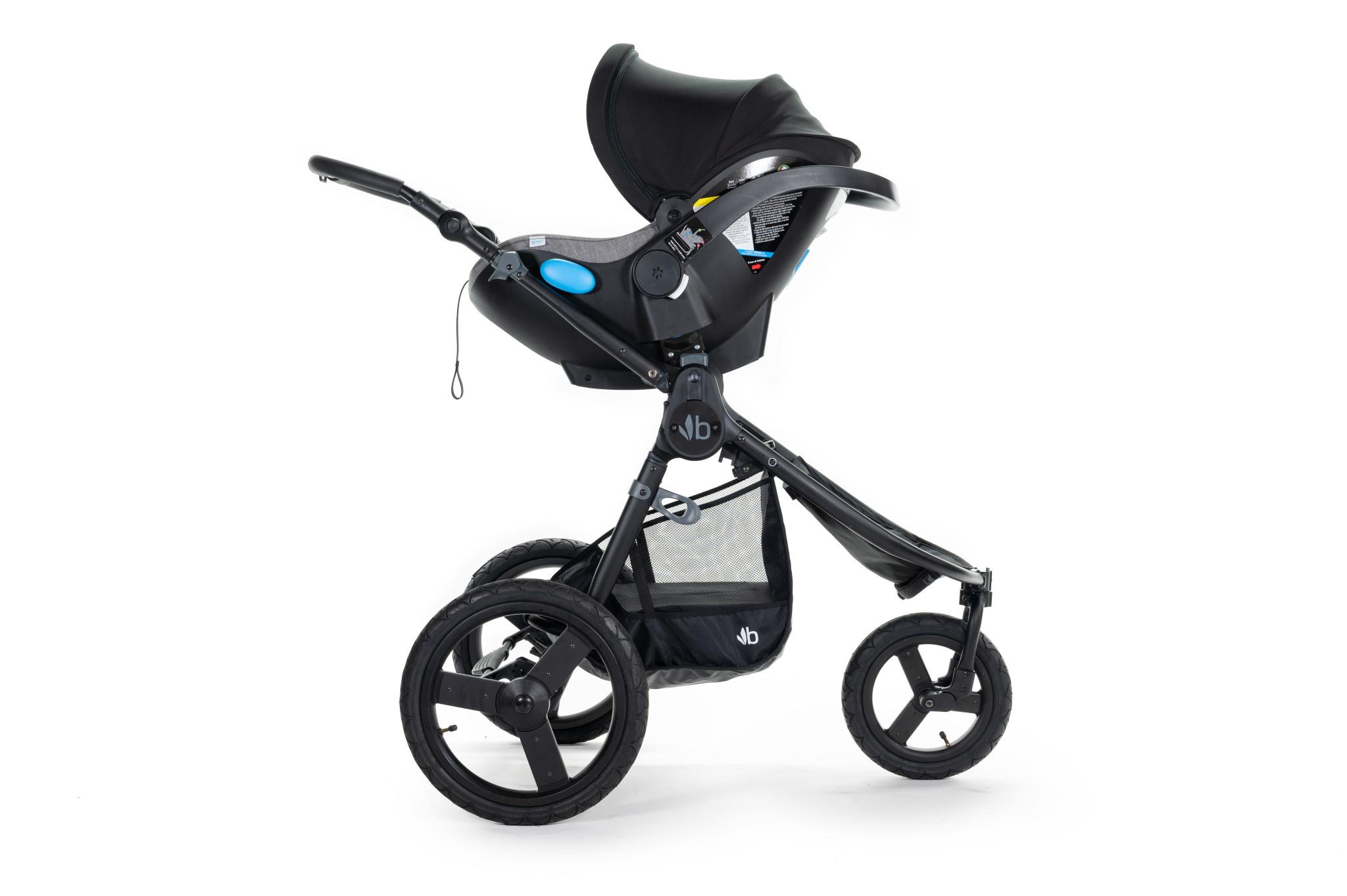 Bumbleride Indie/Speed Car Seat Adapter- Clek/Nuna/Maxi Cosi