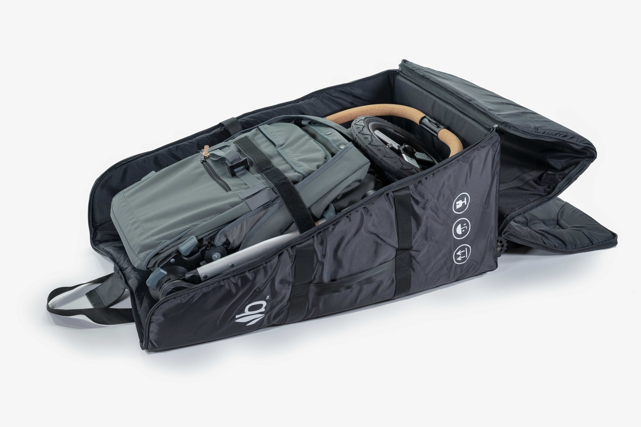 Bumbleride Bumbleride Single Stroller Travel Bag