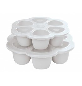 Beaba Multiportions with Cover 5oz - Cloud