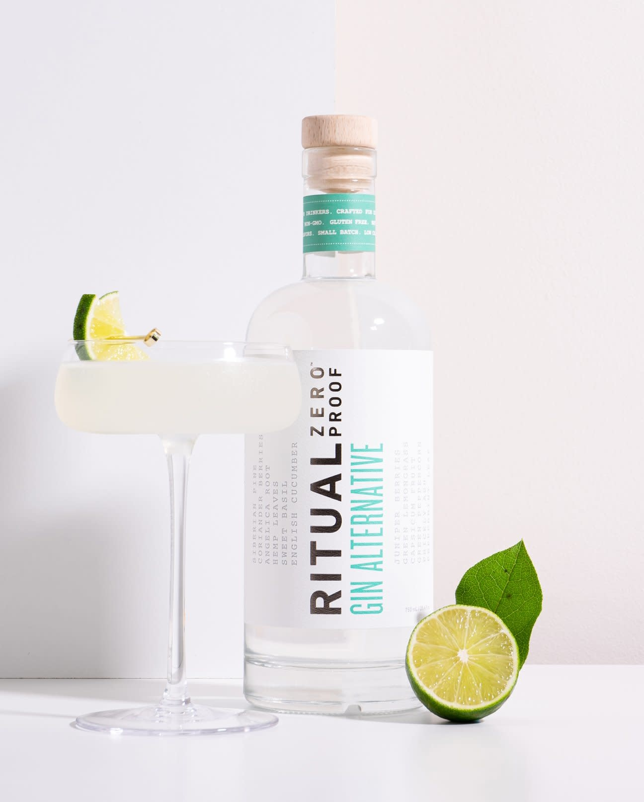 Ritual Zero Proof Ritual Gin Alternative
