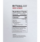 Ritual Zero Proof Ritual Whiskey Alternative