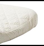Pehr Designs Change Pad Cover- Pin Dot Grey