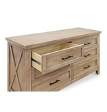 Emory Farmhouse 6-Drawer Chest