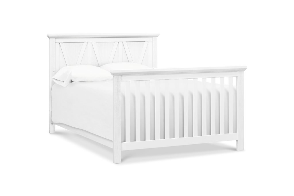 Emory Farmhouse 4-in-1 Convertible Crib