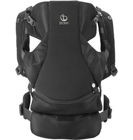 Stokke MyCarrier Front and Back Black Mesh