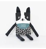 Wee Gallery Dog Flippy Friend- French Edition