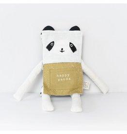 Wee Gallery Panda Flippy Friend