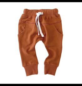 Little Bipsy LB Joggers- Rust