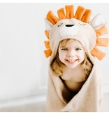 Natemia Bamboo Lion Hooded Towel
