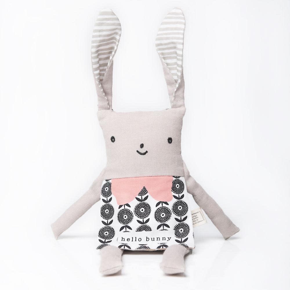 Wee Gallery Bunny Flippy Friend