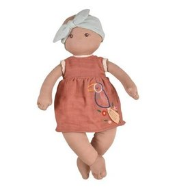 Tikiri Toys Baby Aria - Organic Doll