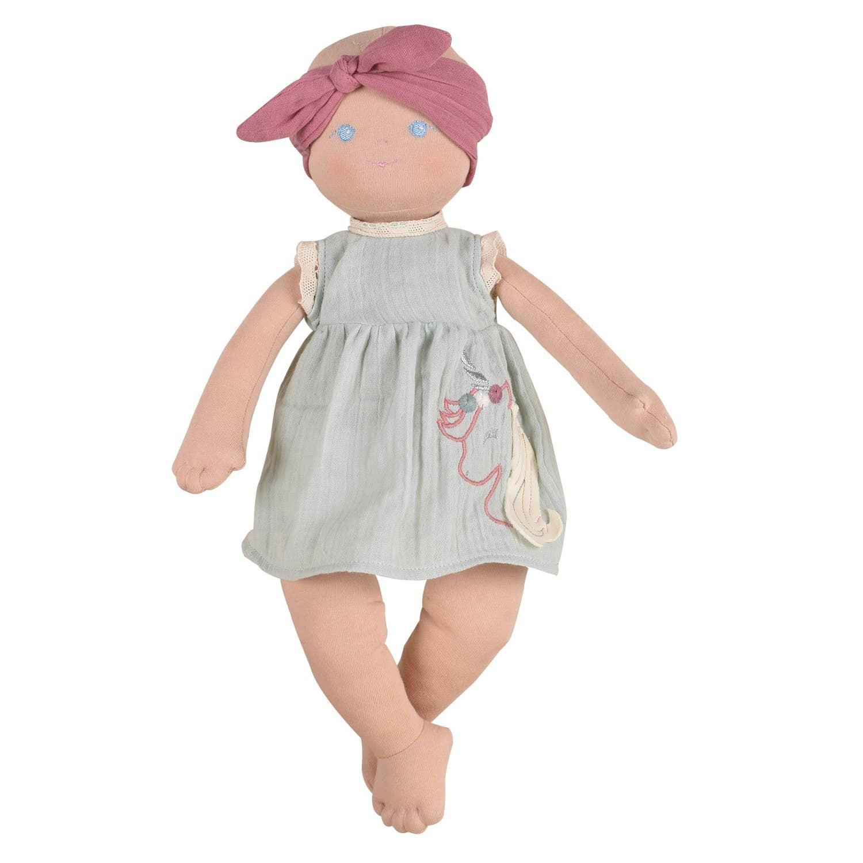 Tikiri Toys Baby Kaia- Organic Doll