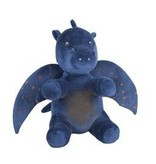 Tikiri Toys Midnight Dragon - Soft Plush Toy