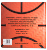 The Little Homie Born To Ball Book