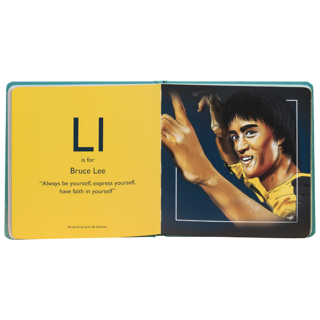 The Little Homie The Alphabet That Changed The World Book