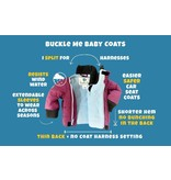 Buckle Me Baby Coat Buckle Me Coat, Toastier- Oh Snow Royal