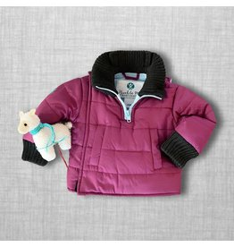 Buckle Me Baby Coat Buckle Me Coat, Toastier- Oh Snow Royal
