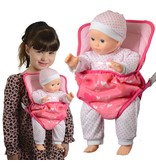 The New York Doll Collection Baby Doll Carrier