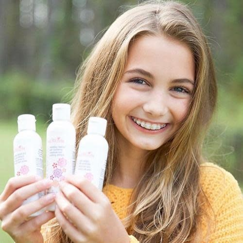 Good For You Girls 3 Step Skin Care Kit
