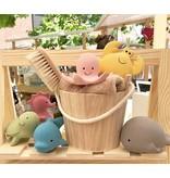 Tikiri Toys Natural Rubber Toy- Crab