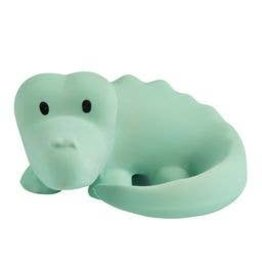 Tikiri Toys Natural Rubber Toy- Crocodile