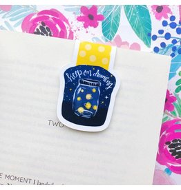 Emily Cromwell Designs Magnetic Bookmark- Keep on Dreaming