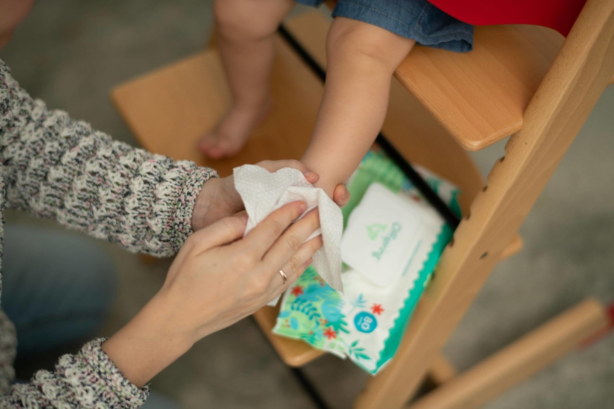Offspring Plant Based Wipes