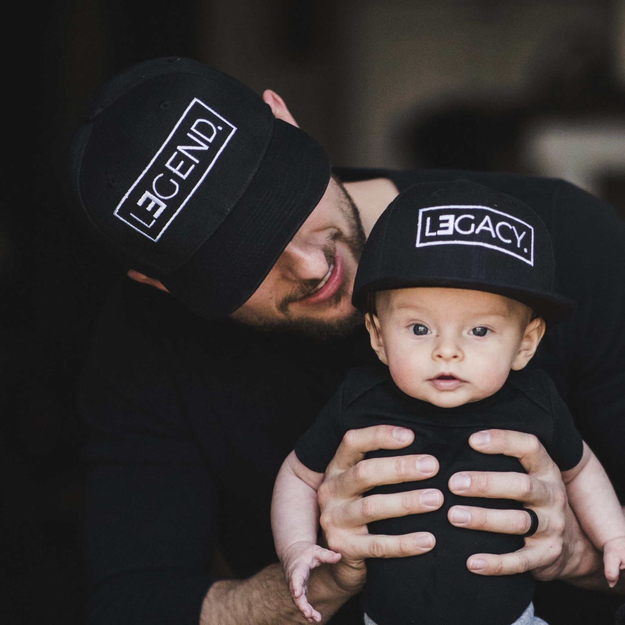 Little Arrows Legend and Legacy Baseball Hats