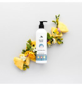 No Nasties Kids Hair and Body Wash- Mango Pineapple