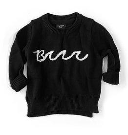 Little Bipsy LB Knit Sweater- Brrr