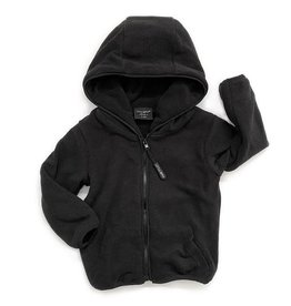 Little Bipsy LB Fleece Jacket- Black