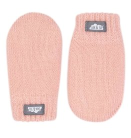 Jan & Jul Knit Mittens- Pink