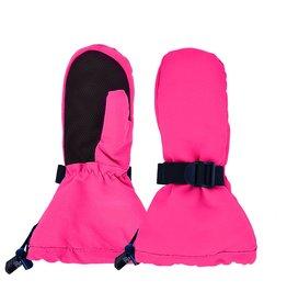Jan & Jul Waterproof Mittens- Hot Pink