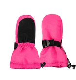 Jan & Jul Waterproof Mittens- Hot Pink