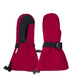 Jan & Jul Waterproof Mittens- Red