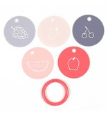 Teething Flashcards- Fruit for Thought