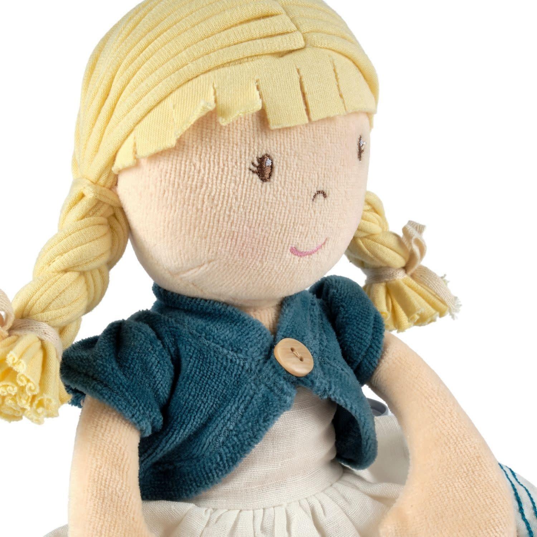 Tikiri Toys Lily- Organic Doll