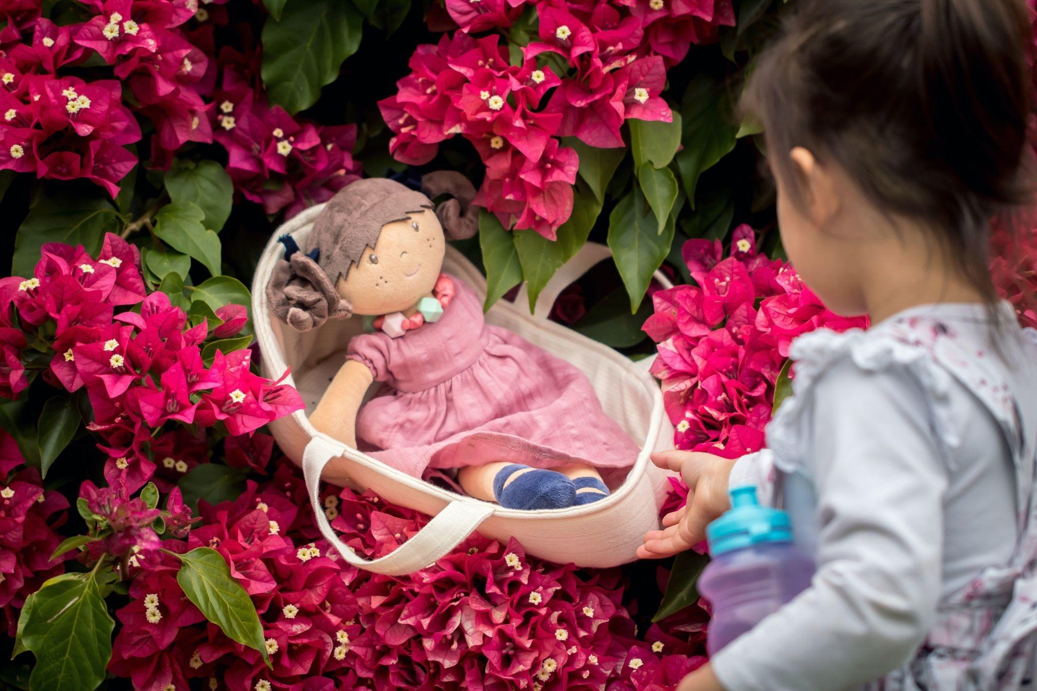 Tikiri Toys Mandy Doll with Friendship Bracelet