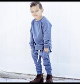 Little Bipsy LB Joggers- Ocean Blue