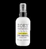 Zoey Naturals Hand Sanitizer- Lemon Squeeze