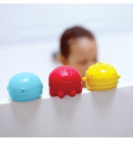 Ubbi world Squeeze Bath Toys