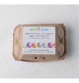 Eco-Kids eco egg coloring kit