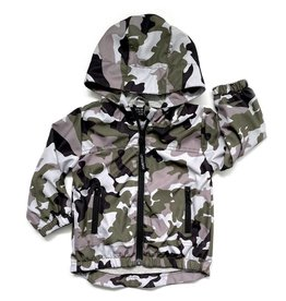 Little Bipsy LB Windbreaker- Camo