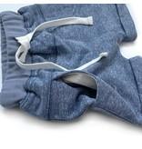 Little Bipsy LB Washed Harem Shorts- Navy
