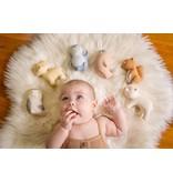 Tikiri Toys Natural Rubber Toy- Arctic Penguin