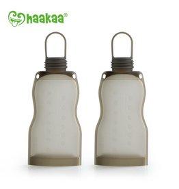 Haakaa Silicone Milk Storage Bag 2PK