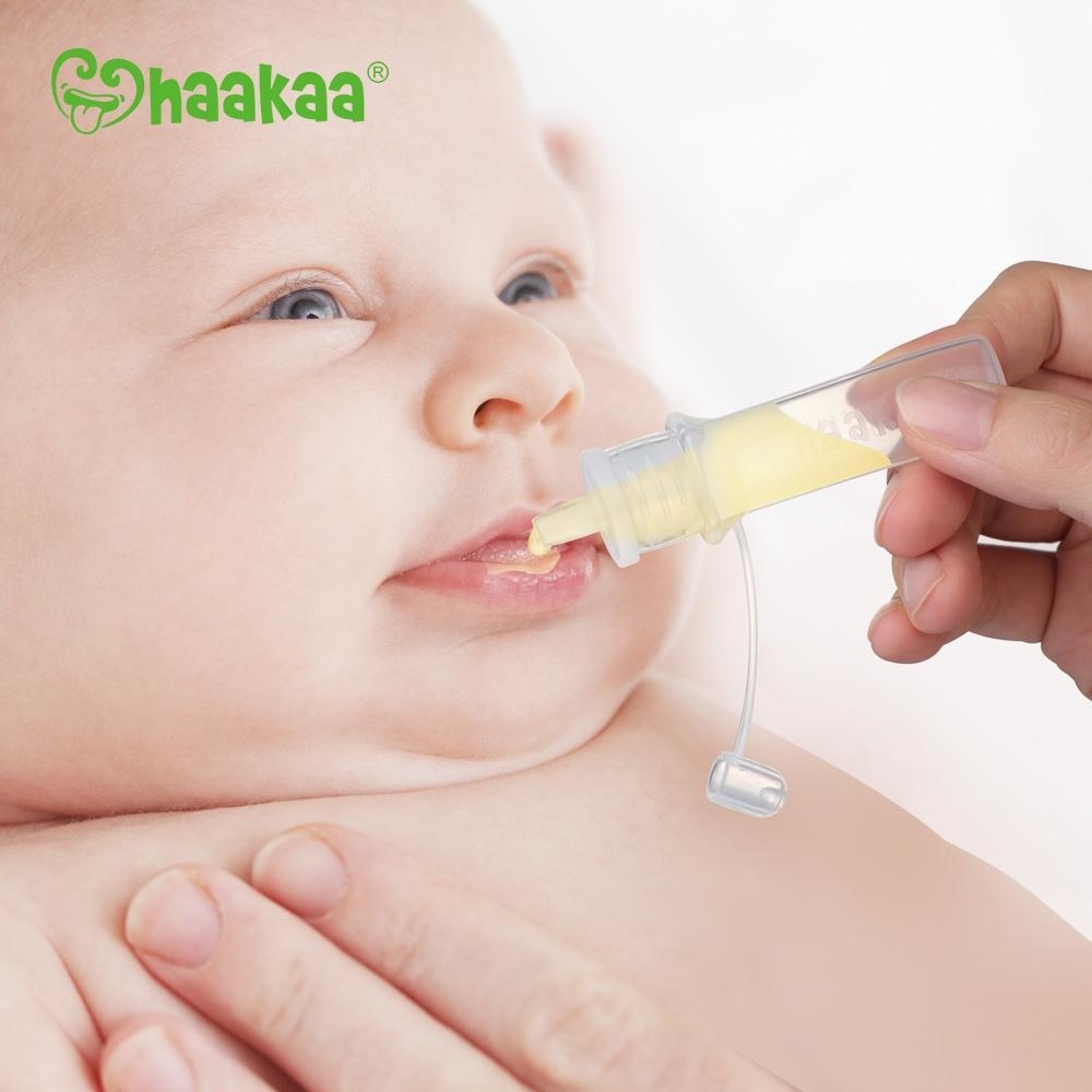 Haakaa Silicone Colostrum Collector Set