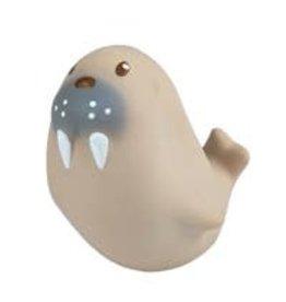 Tikiri Toys Natural Rubber Toy- Arctic Sea Lion