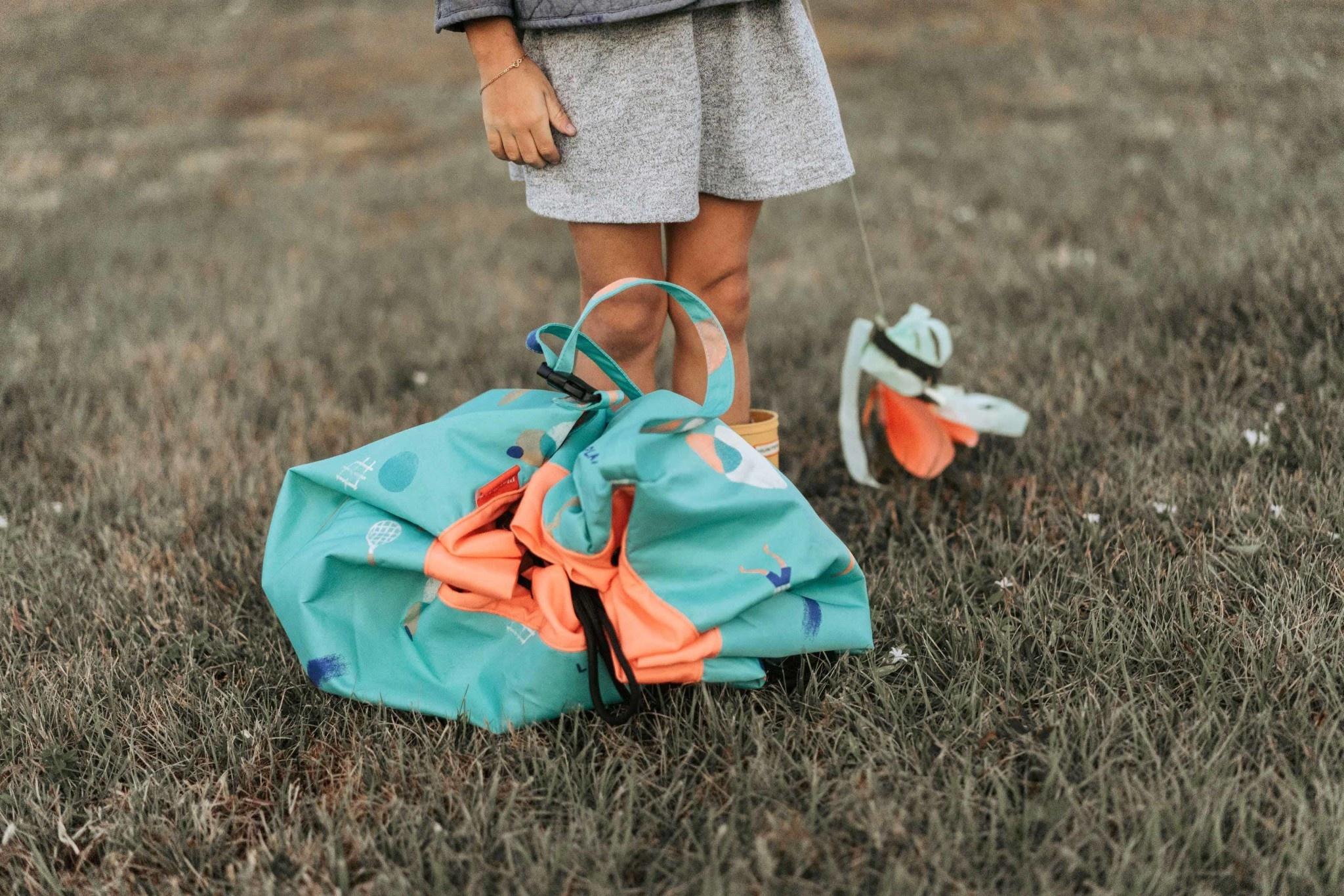 Play & Go Outdoor beach storage bag Play
