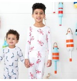 Sammy+Nat Summer Lobster Pajama Set